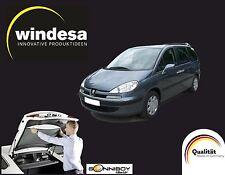 Sonniboy Sonnenschutz Sichtschutz Peugeot 807 Tür-Set