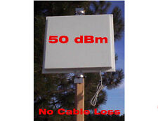 50dBm 2.4G USB WIFI Bridger Smart Antenna Patented Quality Mile Long Range RV 2