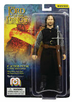 LORD OF THE RINGS ARAGORN Mego Movie LOTR Aragorn Action Figure. In Stock!
