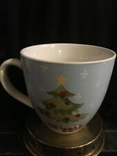 NEW EDDIE BAUER CHRISTMAS COFFEE CUP  NEW