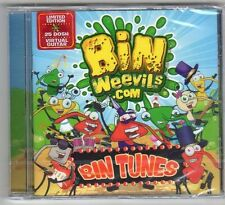 (EV123) Bin Weevils.com, Bin Tune - 2013 sealed CD