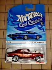 Hot Wheels Cool Classics Chevelle SS Express