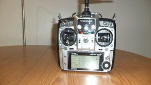 Futaba 10C FASST 2.4GHz Transmitter