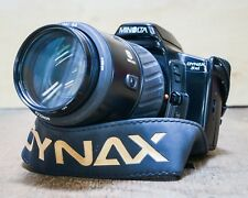 Minolta Dynax 3xi W/ AF Zoom 100-300mm f/4.5 W/Case in Excellent Condition, 2584