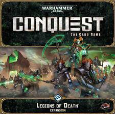Fantasy Flight Games Warhammer 40K Conquest The Card Game Legions of Death