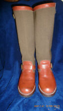 CHIPPEWA USA RIDING HUNTING BOOTS SNAKEPROOF  WOMENS 5M HUNT 14character