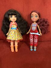 Lot Of 2 Mga Doll 9� With Outfit 2014