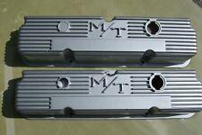 Vintage Mickey Thompson M/T valve covers Ford & Mercury 352~360~390~406~427~428