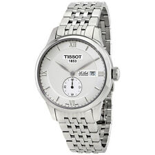 Tissot Le Locle Automatic Silver Dial Stainless Steel Mens Watch T0064281103801