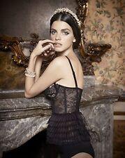 600$ NWT Iconic La Perla Corset Donna Beatrice Silk Bustier Sexy Lace RARE