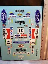 NEW DECALS 1/24 FORD FOCUS WRC - #31 - KULIG - PORTUGAL 2001 - COLORADO VV24032