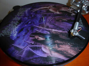 CRADLE OF FILTH - Eleven Burial Masses (DoLP) + Midian (picture LP)