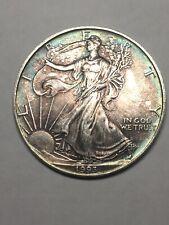 1993 American Silver Eagle- Beautiful Toning