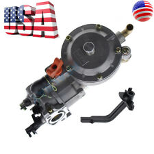 New Dual Fuel Carburetor Carb LPG Conversion kit for Generator Engine GX200 170F