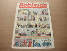 *** ROBINSON *** n° 188 - 03/12/1939
