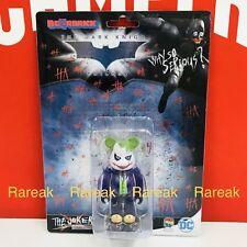 Medicom Be@rbrick DC Comics Batman Knight 100% Joker Laughing ver Bearbrick 1pc