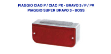 Fanale Posteriore COMPLETO per Piaggio SUPER BRAVO 3 - BOSS