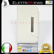 Custodia cover flip orizzontale libretto per Nokia Lumia 610