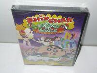 shin chan - a ritmo de samba - dibujos - dvd -  anime
