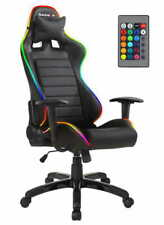 New ! Gaming Chair Huzaro Force 6.0 RGB LIGHTS !