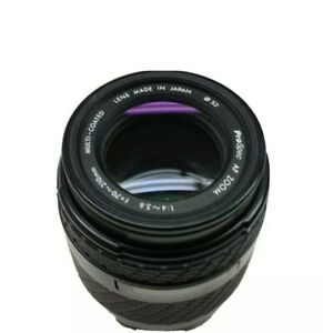Sigma ProSpec AF 35mm 70-210mm AF Zoom Lens Made in Japan