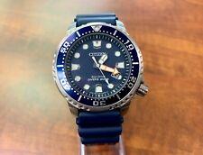 Citizen Eco-Drive Promaster Diver Blue BN0151-09L Men's Wrist Watch