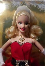 Barbie Holiday Celebration 2007 With Free Hallmark Ornament