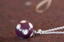 Bola Harmony Ball Fine Sterling Silver Pregnancy Pendant New Shipping Included