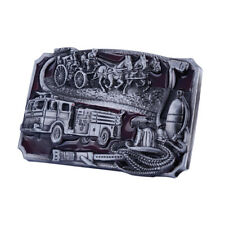 Replacement Accessories Alloy Metal 40mm Mens Truck Vintage Western Belt Buckle