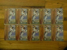 LOT 10 1995 LEAF GREAT GLOVES #10/17 DON MATTINGLY INSERTS MINT ALL  SLEEVED $$$