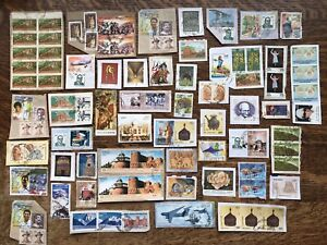 Collection Of India Stamps Kiloware