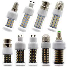 E14 E27 B22 G9 GU10 LED Lights 5730SMD 2835SMD Corn Bulb Lamp Cool Warm White