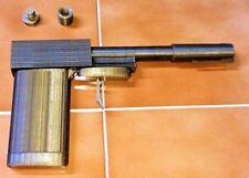 Golden Gun James Bond Cigarette Case Pen Lighter Replica Prop 3D printed