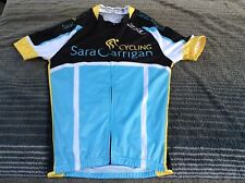 2XU XXS SARA CARRIGAN cycling jersey shirt top vest bike bicycle tour Velo