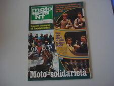 MOTOSPRINT 49/1980 PROVA TEST MOTO SWM 125 TL NW TRIAL