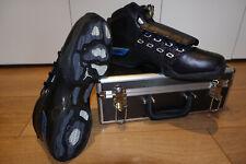 Air Jordan 17 Retro XVII OG 2002 Black Silver MJ Shoes NBA Size UK 9.5 US 10.5