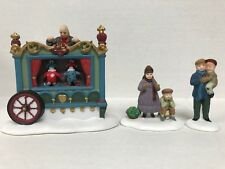 "Dept.56 Heritage Village Collection ""The Old Puppeteer"""