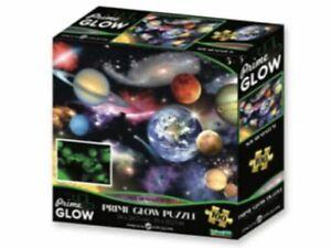 Prime Glow Puzzle Solar system 3D