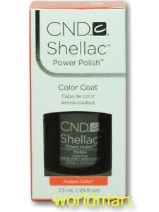 CND Shellac GelColor UV/LED #40510_Fedora 0.25fl.Oz
