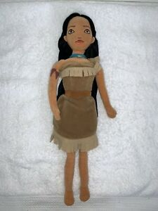 Disney Princess Plush Rag Dolls Pocahontas plush 18 inch