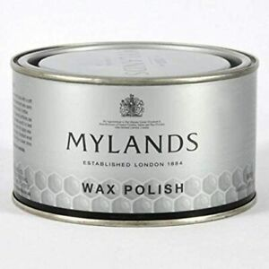 Mylands Wax Polish Wood Furniture Woodwork Protection 400ml - All Shades
