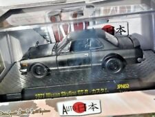 💥🔥 M2 MACHINES 1/64 1970 NISSAN SKYLINE GT-R BLACK  AUTO JAPAN II NEW IN STOCK