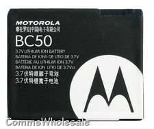 Genuine Motorola BC50 SNN5779B  Battery  K1 KRZR, L2, L7, Z3 etc