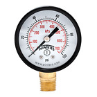 PEM Series Steel Dual Scale Economical All Purpose Pressure Gauge with Brass
