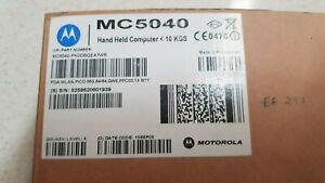 Genuine Motorola MC5040-PK0DBQEA7WR Mobile Handheld Computer Brand New See Pics