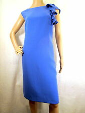 ALEX MARIE Periwinkle Blue Sleeveless Sheath Dress, Size 14