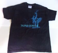 Dillinger- NEW YOUTH CHILD Escape Plan T Shirt- Medium FREE SHIPPING TO U.S.!