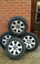 VW Transporter Van T5 wheels and tyres