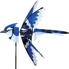 """Eastern Blue Jay Staked Wind Spinner (Size 25"""" x 26"""" x 26"""" Dia. ) Fan Pr 25001"""