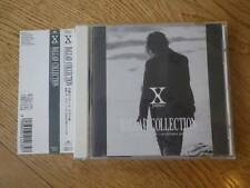 X Japan - Ballad Collection (1st press) Visual Kei Music CD Yoshiki hide Toshi